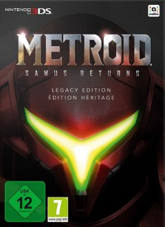 Metroid: Samus Returns [Legacy Edition] (EU)