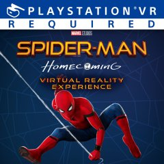 Spider-Man: Homecoming: Virtual Reality Experience (EU)