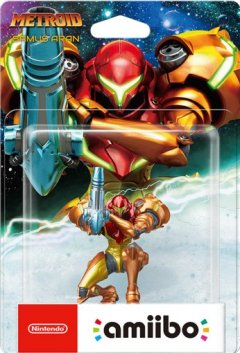 Samus Aran: Metroid Collection (EU)