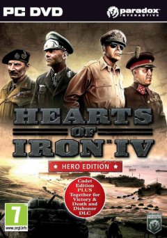 Hearts Of Iron IV: Hero Edition (EU)