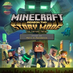 Minecraft: Story Mode: Season Two: Episode 1: Hero In Residence (EU)