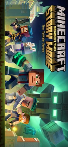 Minecraft: Story Mode: Season Two: Episode 1: Hero In Residence (US)