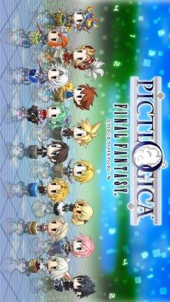 Pictlogica: Final Fantasy (JAP)