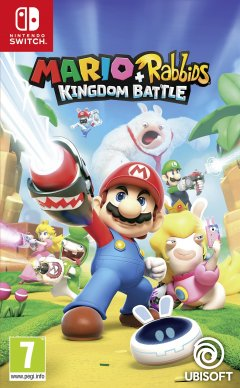 Mario + Rabbids: Kingdom Battle (EU)
