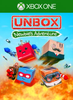 Unbox: Newbie's Adventure (US)