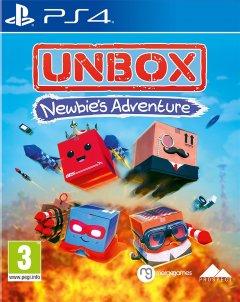 Unbox: Newbie's Adventure (EU)