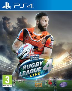 Rugby League Live 4 (EU)