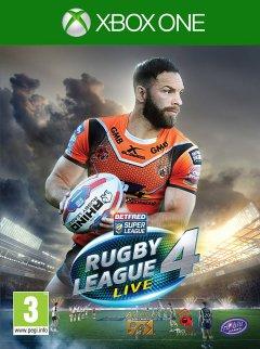 Rugby League Live 4 (EU)