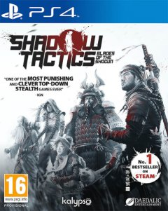 Shadow Tactics: Blades Of The Shogun (EU)