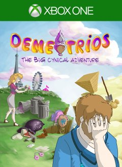 Demetrios: The BIG Cynical Adventure (US)