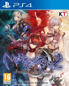Nights Of Azure 2: Bride Of The New Moon (EU)