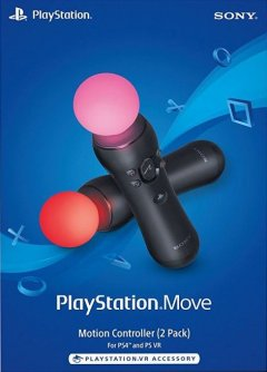 PlayStation Move Motion Controller [Twin Pack] (EU)