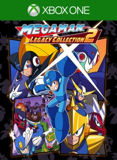 Mega Man Legacy Collection 2 [Download] (US)