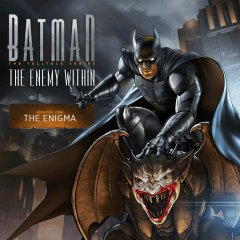 Batman: The Enemy Within: Episode 1: The Enigma (EU)