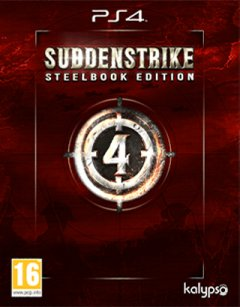 Sudden Strike 4 [Steelbook Edition] (EU)