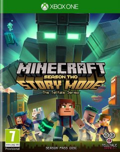 Minecraft: Story Mode: Season Two: Season Pass Disc (EU)
