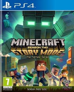 Minecraft: Story Mode: Season Two: Season Pass Disc (EU)