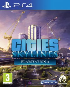 Cities: Skylines: PlayStation 4 Edition (EU)