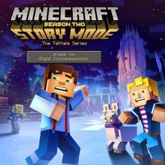 Minecraft: Story Mode: Season Two: Episode 2: Giant Consequences (EU)