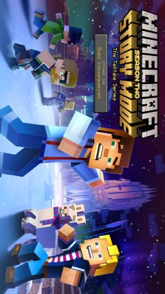 Minecraft: Story Mode: Season Two: Episode 2: Giant Consequences (US)