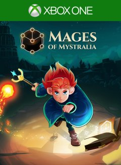 Mages Of Mystralia (US)