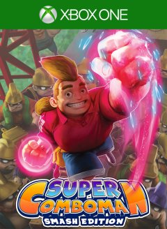 Super ComboMan: Smash Edition (US)