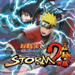 Naruto Shippuden: Ultimate Ninja Storm 2 (EU)