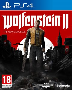 Wolfenstein II: The New Colossus (EU)