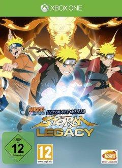 Naruto Shippuden: Ultimate Ninja Storm Legacy (EU)