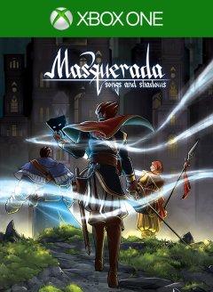 Masquerada: Songs And Shadows (US)