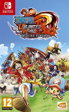 One Piece Unlimited World Red: Deluxe Edition (EU)