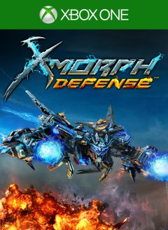 X-Morph: Defense (US)