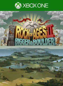 Rock Of Ages II: Bigger & Boulder (US)