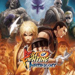 Art Of Fighting Anthology (EU)