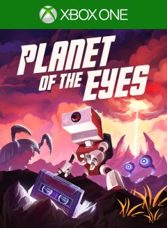 Planet Of The Eyes (US)