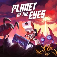 Planet Of The Eyes (EU)