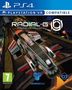 Radial-G: Racing Revolved (EU)