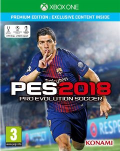 Pro Evolution Soccer 2018 (EU)