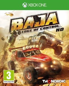 Baja: Edge Of Control HD (EU)