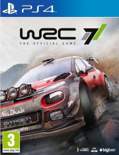WRC 7: FIA World Rally Championship (EU)