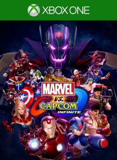 Marvel Vs. Capcom: Infinite [Download] (US)