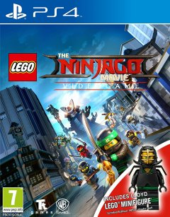 Lego Ninjago Movie Video Game, The [Mini Fig Edition] (EU)