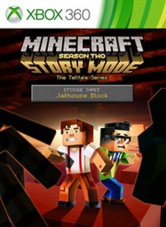 Minecraft: Story Mode: Season Two: Episode 3: Jailhouse Block (US)