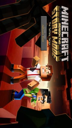 Minecraft: Story Mode: Season Two: Episode 3: Jailhouse Block (US)