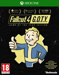 Fallout 4: Game Of The Year Edition (EU)