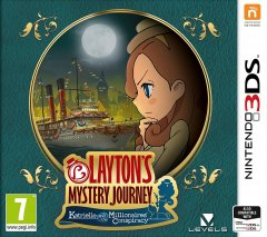 Layton's Mystery Journey: Katrielle And The Millionaire's Conspiracy (EU)