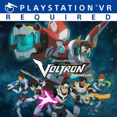Voltron VR Chronicles (EU)