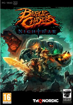 Battle Chasers: Nightwar (EU)