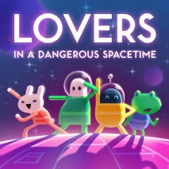 Lovers In A Dangerous Spacetime (EU)