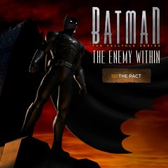 Batman: The Enemy Within: Episode 2: The Pact (EU)